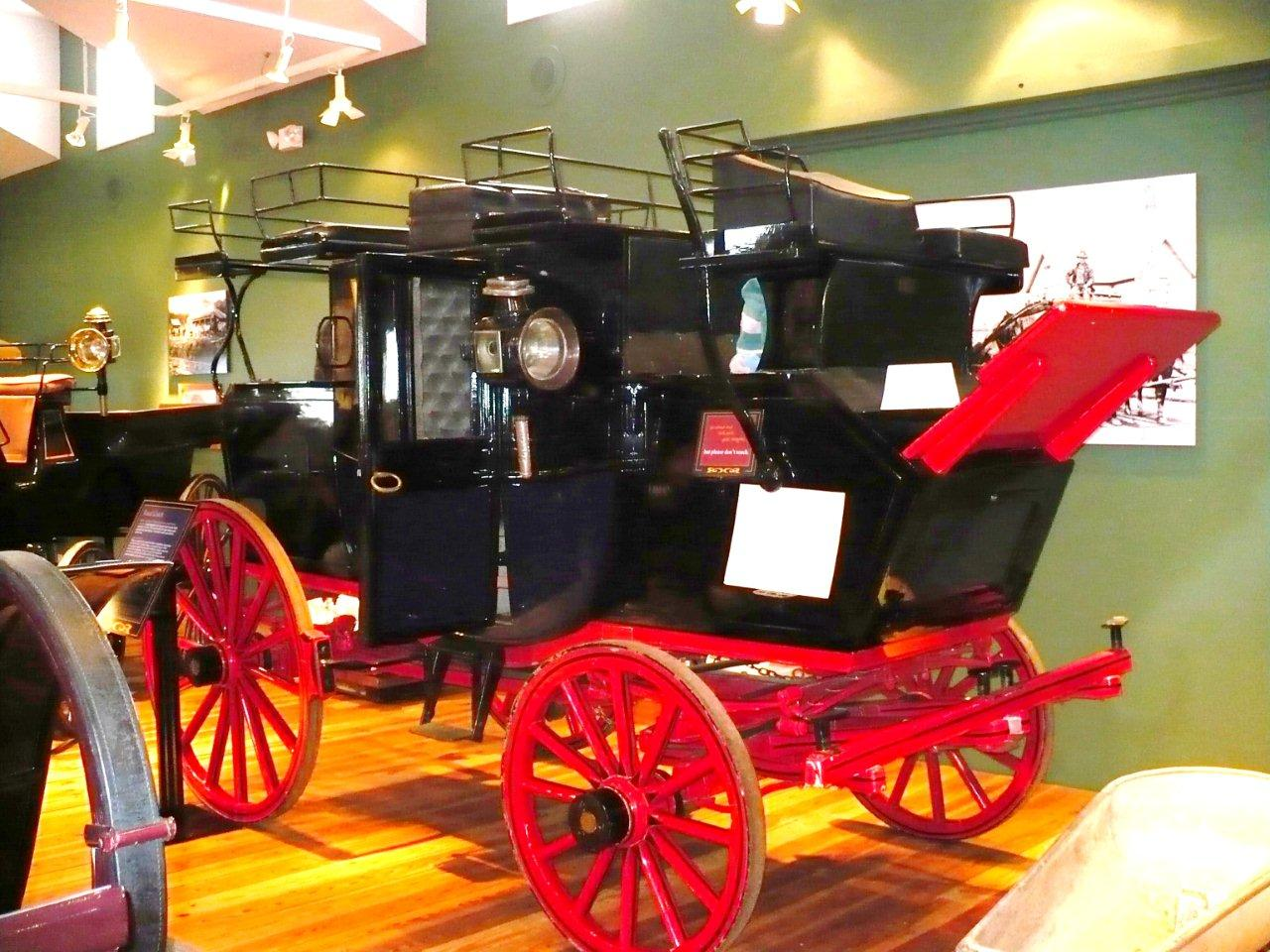 1850 Road Coach
