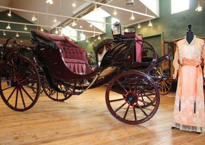 Northwest Carriage Museum C-Spring Victoria