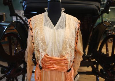 1910 Dress at Northwest Carriage Museum