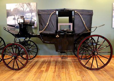Northwest Carriage Museum shelburne landau