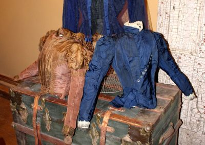 1880 Shirtwaists at Northwest Carriage Museum