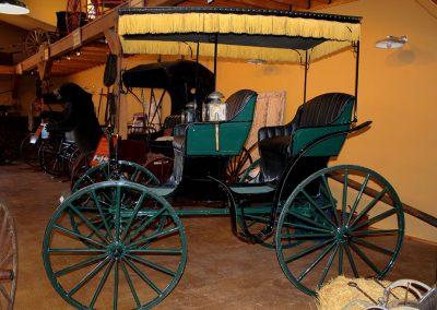 Fringe Top Surrey - Northwest Carriage Museum