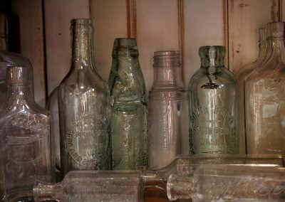 Glass at Northwest Carriage Museum