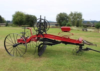 Road Grader - Northwest Carriage Museum
