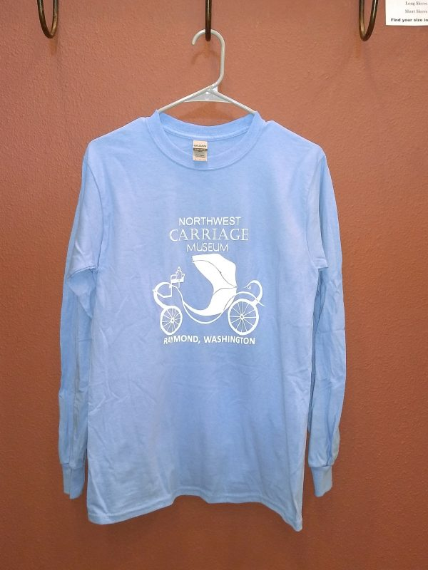 NW Carriage Museum Long Sleeve Shirt