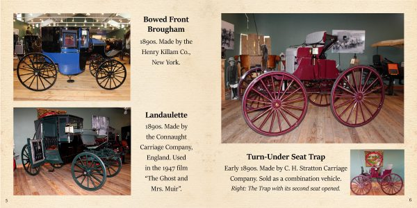 northwest carriage museum book
