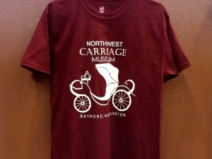 NW Carriage Museum Short Sleeve Shirt