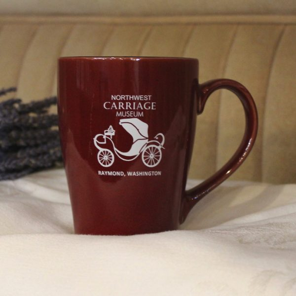 NW Carriage Museum Mug